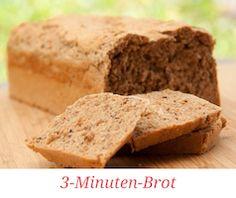 Das 3-Minuten-Brot