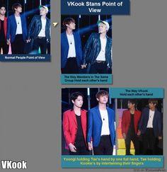 Too Close.. Too Cute.. TaeKook/VKook   allkpop Meme Center