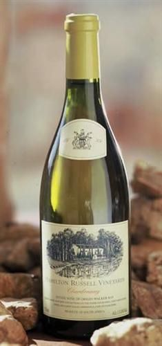 Chardonnay, Hamilton Russell, Walker Bay, South Africa 2008 review by Wayward Wine