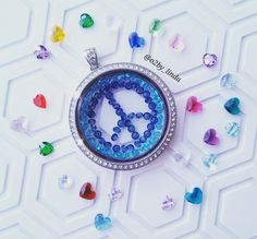 Peace, Love and Harmony. Much love to all. www.charmingsusie.origamiowl.com