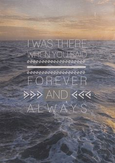 Forever&Always |  Taylor Swift - Photo credit: http://wallpaperstock.net/golden-sunrise-wallpapers_w14040.html