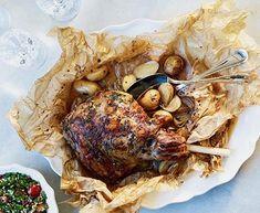 Καλοψημένο Αρνάκι Κλέφτικο που λιώνει στο στόμα Greek Recipes, Lamb, Food And Drink, Turkey, Meat, Cooking, Peru, Beef, Kochen