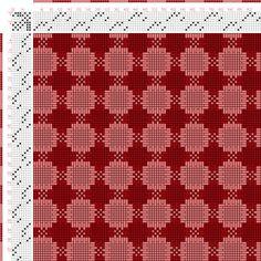 draft image: Figurierte Muster Pl. XL Nr. 1, Die färbige Gewebemusterung, Franz Donat, 8S, 8T