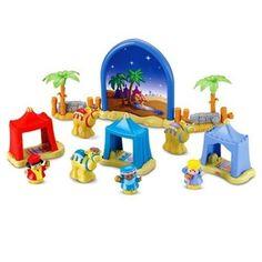 PLAYMOBIL PLAYMOBIL Three Wise Kings Set Playmobil Cranbury 5589