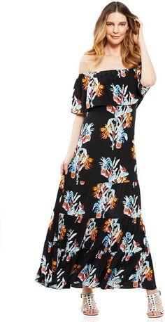 Pin for Later: Der heißeste Ausschnitt, den ihr bis jetzt vielleicht noch nicht getragen habt Rebecca Minkoff Off-the-Shoulder Kleid Rebecca Minkoff Dev Dress ($368)