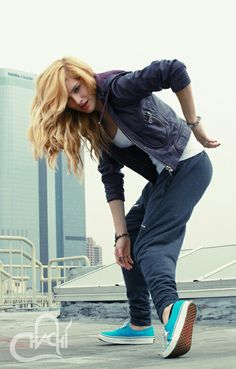 Olivia Chachi Gonzales at a photo shoot (: | Dance ... Chachi Gonzales Fashion Style