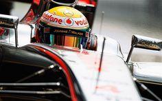 Lewis Hamilton; 2012 Malaysian GP Practice