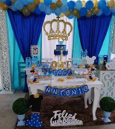 117 Mejores Imágenes De Fiesta Infantil De Mickey Mouse En