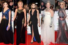 Who was best (and worst) dressed at the NTAs?