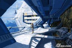 mass effect art | Thread: Mass Effect new concept art and screen shots