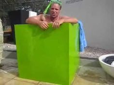 Outdoor Fibreglass Planters - YouTube