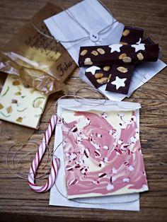 Unser beliebtes Rezept für Drei selbst gemachte Schokoladen und mehr als 55.000 weitere kostenlose Rezepte auf LECKER.de.