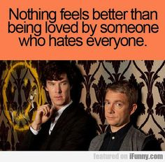 Nothing Feels Better Than Being Loved By Someone