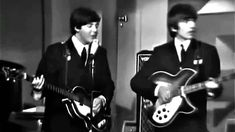 The Beatles sing YOU CAN'T DO THAT live in Melbourne, Australia (1964). The Fab Four at the TOP OF THEIR GAME!
