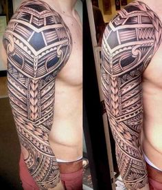 What this full sleeve!