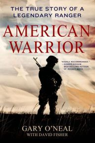 """Read """"American Warrior The True Story of a Legendary Ranger"""" by Gary O'Neal available from Rakuten Kobo. The epic story of one of America's greatest soldiers, Ranger Hall of Fame member Gary O'Neal, who served his country for. Books To Read, My Books, Great Warriors, Epic Story, Rewards Credit Cards, Love Reading, Nonfiction Books, Book Lists, So Little Time"""