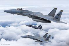 The F-15 Eagle