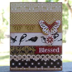 A Stash of Pretty Paper: My Creative Scrapbook July 2012 Main Kit Reveal and a Giveaway!