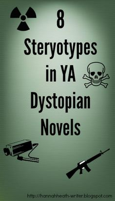 YA dystopian: a genre with endless possibilities. It can have wildly different societal rules, amazing technologies, intricate governmen...