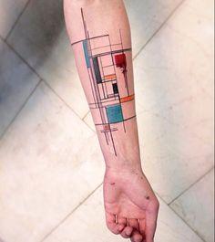 Colourful sleeve!!!