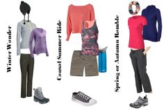 Cute hiking outfits: Outfits to take you from the hill to the pub