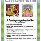 Using fairy tales is a great way to build reading comprehension and develop students' reader responses.  This Cinderella unit has a  range of activ...