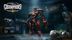 Welcome all fans of Real Steel Champions! Finally, our team completed the programming hack for Real Steel Champions game. Everything works on Android and iOS devices – this Real Steel Champions Hack works on any device with android or ios system Build Your Own Robot, Combat Robot, Cell Phone Game, Phone Games, Boxing Champions, Real Steel, Android Apk, Fighting Games, Hack Online