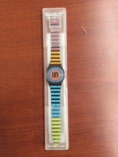 SWATCH RARE VINTAGE Quartz Watch FUNKY!! 80'S 90'S SEVERAL TO CHOSE FROM!!! #SWATCH