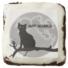 #The black cat brownie - #Chocolates #Treats #chocolate