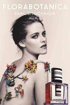 Kristen Stewart for Balenciaga Florabotanica Fragrance