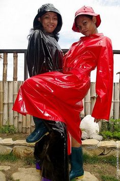 Cheap Rain Jacket Women S Product Red Raincoat, Vinyl Raincoat, Raincoat Jacket, Plastic Raincoat, Hooded Raincoat, Raincoats For Women, Jackets For Women, Rubber Raincoats, Rouge