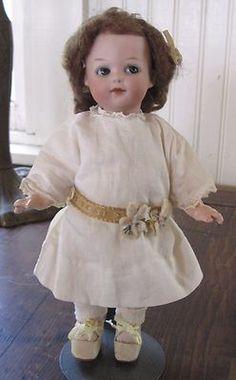 Gebruder Heubach Googly Toddler - 8 3/4 - exc.cond.- all original | eBay
