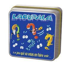 Laoupala - Jeu de poche Asmodée - Magasin de Jouets pour Enfants