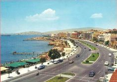 Palaio Faliro in 1960 Greece Greece Pictures, Old Pictures, Old Photos, Athens City, Athens Greece, Greece History, Greece Travel, Greek Islands, Day Trip