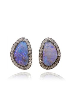 Kimberly McDonald earrings - posted by Marina Larroude on Style
