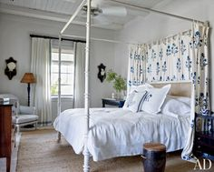 Beach Bedroom | Alessandra Branca