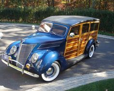 '37 Ford Woody Wagon | eBay