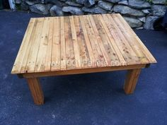 Tables & Benches Made Out of Repurposed Pallets Pallet Benches, Chairs & Stools Pallet Desks & Tables