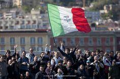 Forza Italia! Forza Luna Rossa #ACWSNaples