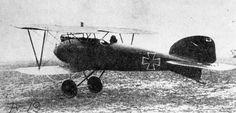 O primeiro caça que o Barão Vermelho voou foi o Albatros C.III