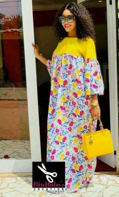 Beautiful and classy ankara styles that set trends in these ankara styles are lovely Latest African Fashion Dresses, African Dresses For Women, African Print Dresses, African Print Fashion, African Attire, Ankara Gown Styles, Ankara Gowns, Wax, Block Dress