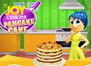 Inside Out Joy Cooking Pancake