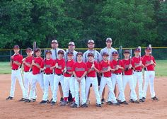 photo of kids baseball team - Google Search