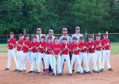 photo of kids baseball team - Google Search