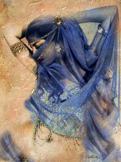 Belly Dance. Sylvia Ganancia Sylvia Gananciaartquid.com