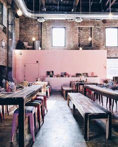 10 Amazing Pink Bars and Restaurants | Design*Sponge