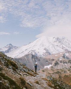 .Mt. Rainer.