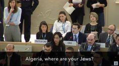 El discurso que calló a los árabes en la ONU: