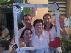 Mami y hermanos