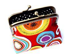 Tribal coin purse